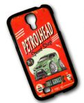 KOOLART PETROLHEAD SPEED SHOP Design For Green Ford Focus RS Hard Case Cover Samsung Galaxy S4
